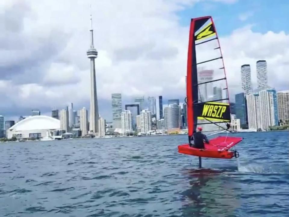 WASZP Canadian Championship + Clinic