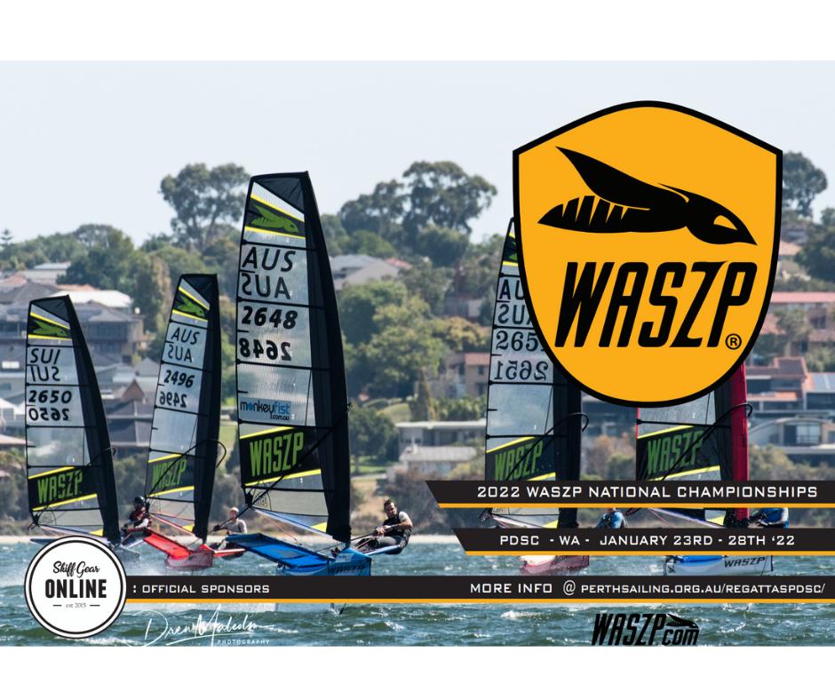 2022 Australian WASZP Nationals