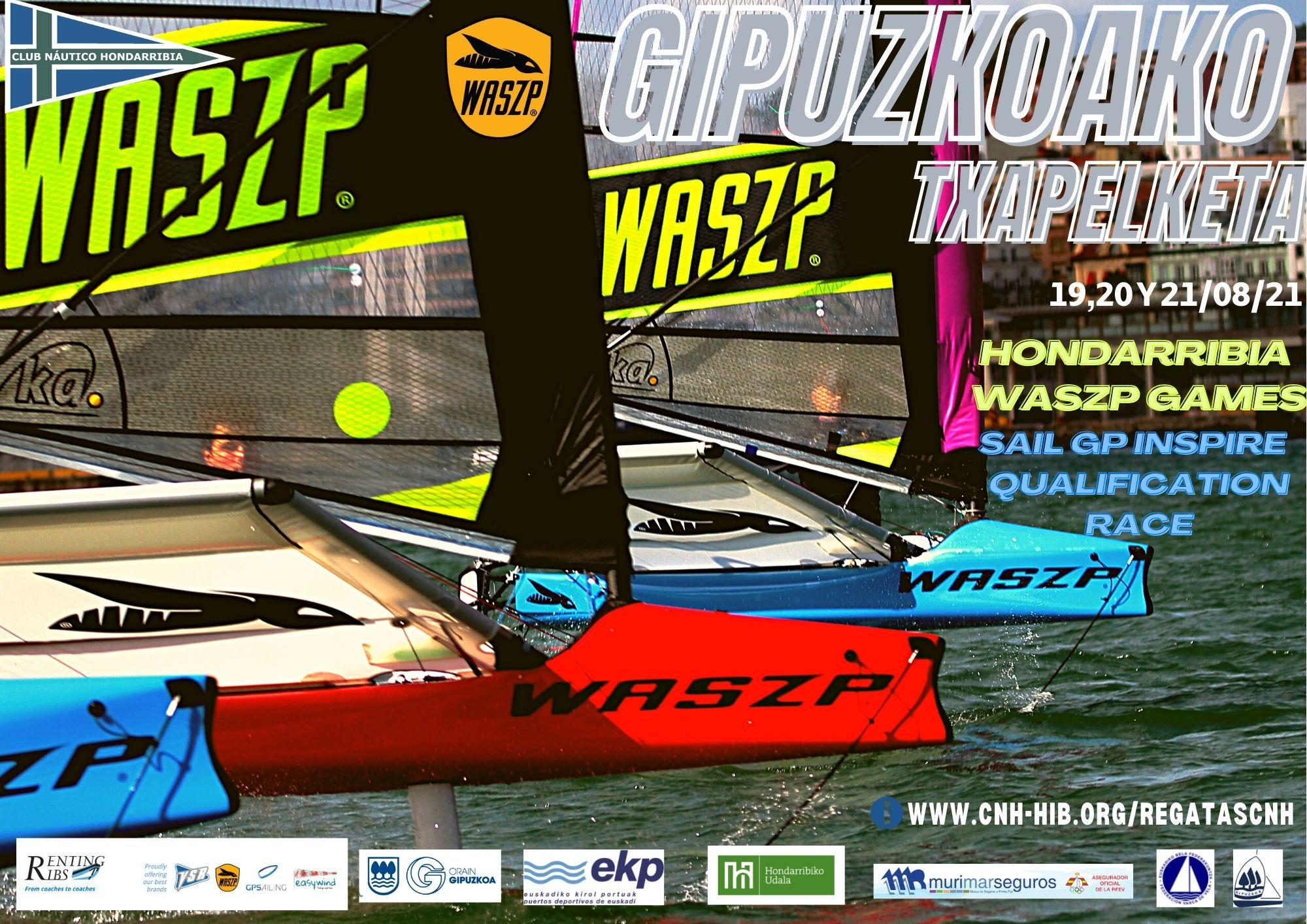 Gipuzkoa Championships, Hondarribia WASZP Games