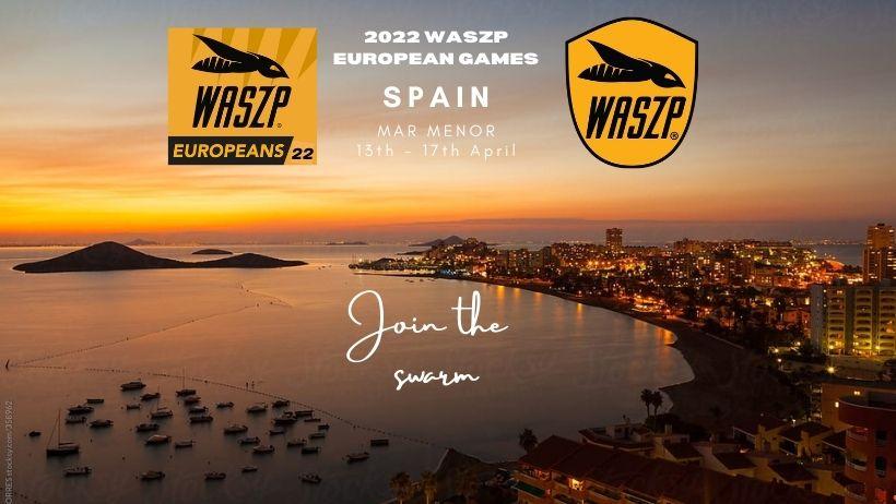 WASZP European Games